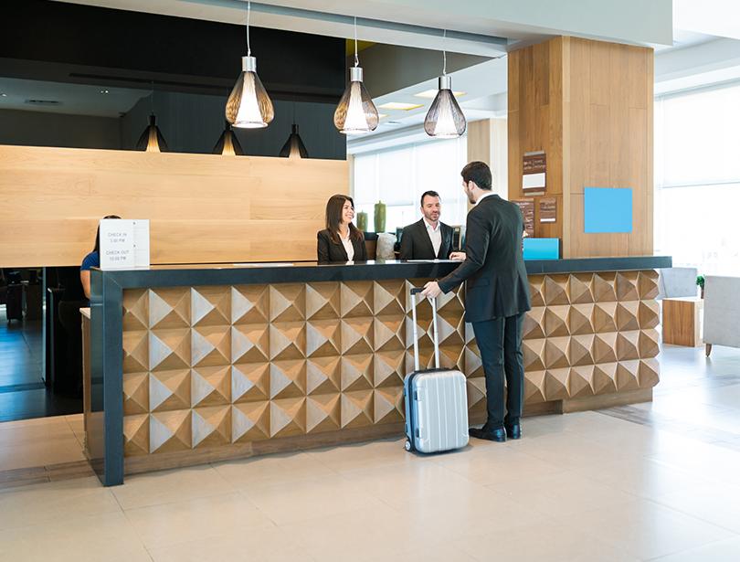 Luftreiniger Hotel / Pension