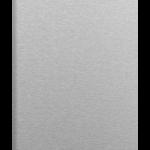 gebürstetes Aluminium